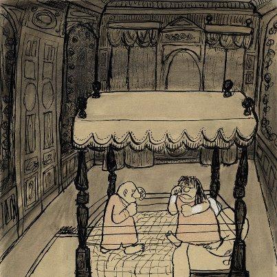 andre-francois_des-illustrateurs-au-xx-siecle_ungerer