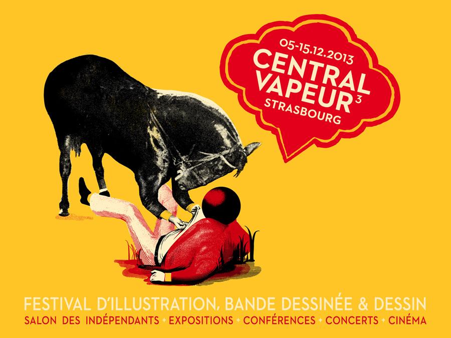 Central Vapeur 2013